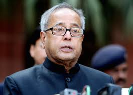 Pranab Mukherjee, President of India