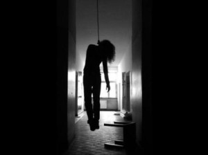 Suicide-hanging