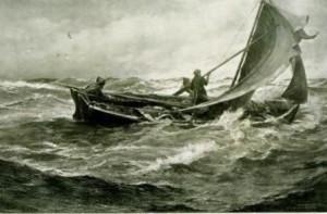 rough sea 25