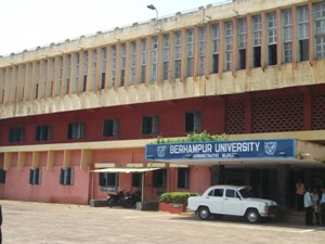 berhampur varsity