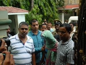 diptriranjan arrested