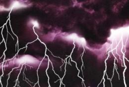 Monsoon thundersquall
