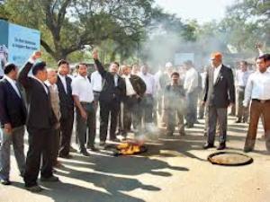 sambalput strike