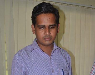 2koti39lakhya thakei re crimebranch dwara giraf rajasunakhala state bankra field officer ashok kumar sahoo11