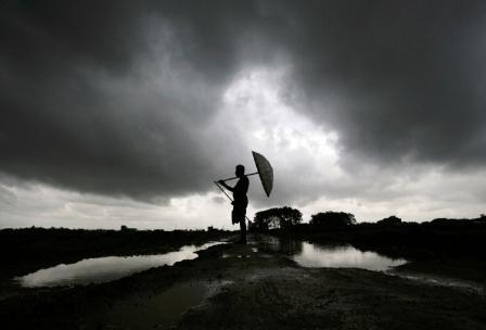 APTOPIX India Monsoon