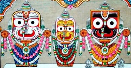 The Jagannath Trinity