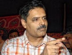 KV Singhdeo, State BJP President