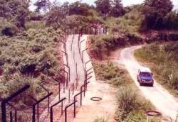 File pic of Indo-Bangladesh Border