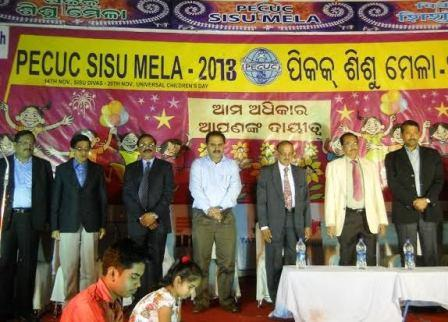 Guests at the Valedictory Ceremony of Pecuc Sisus Mela 2013