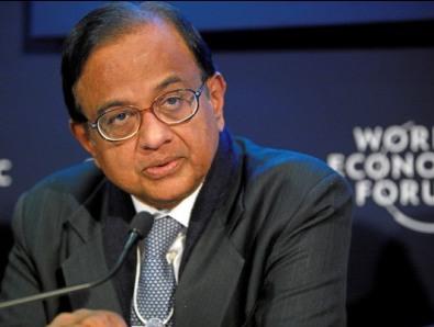 Palaniappan Chidambaram, Union Finance Minister