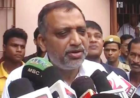Rabi Narayan Nanda, School & Mass Education Minister