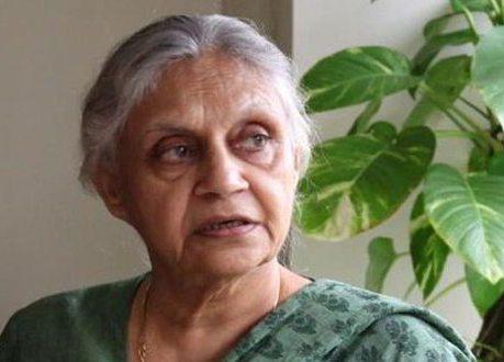 Sheila Dixit, Chief Minister, Delhi
