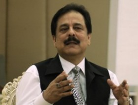 Subrata Roy, Sahara Chief