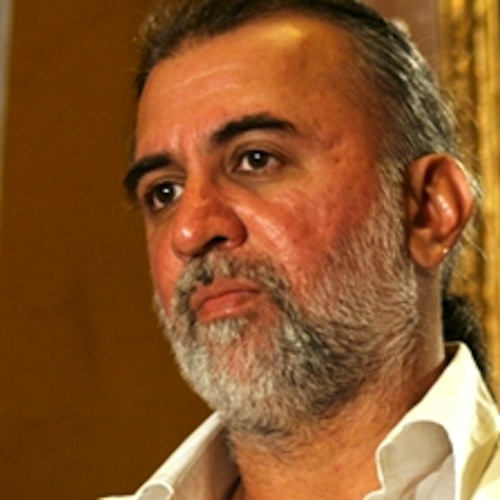 Tarun Tejpal, Editor-in-chief, Tehelka