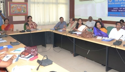Workshop of Health Issues Affecting Girls, Women