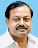 Industry minister Debi Prasad Mishra