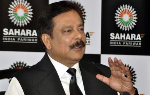 Subrata Roy, Sahara Group chief