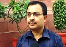 Kunal Ghosh, Suspended TMC MP