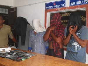 looter gang