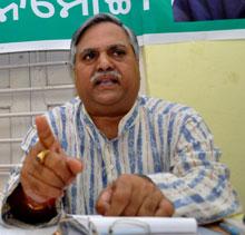 Jagneswar Babu, Leader, OJM