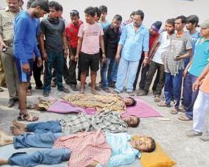 Food-poisoning Brahmapur