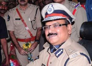 B. Prasada Rao, DGP, Andhra Pradesh