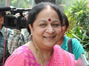 Jayanthi Natrajan, Union Minister