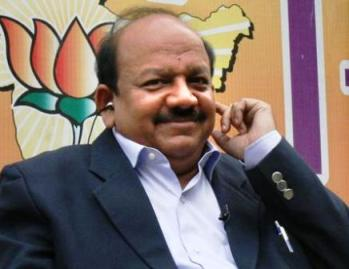 Harsh Vardhan, BJP Leader