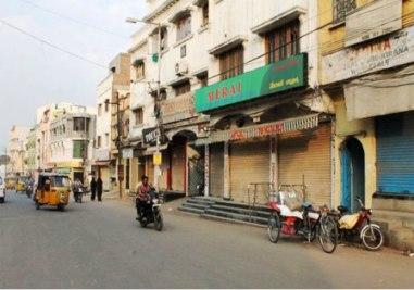 Hyderabad Bandh