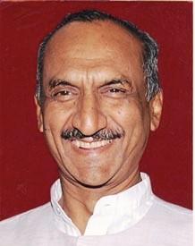 JP Agarwal, Delhi Cong Chief