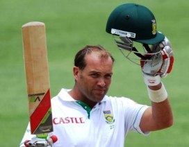 Jacques Kallis : Goodbye to test cricket