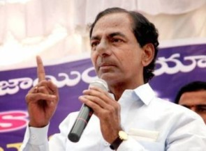 K Chandrasekhar Rao, Leader, TRS