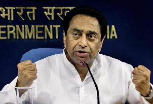 Kamal Nath, Union Parliamentary Affairs Minister