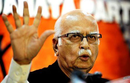 LK Advani, BJP Leader
