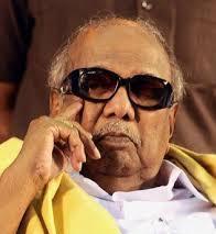 M Karunanidhi, DMK Supremo