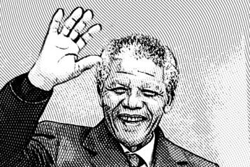 'Madiba' Nelson Mandela