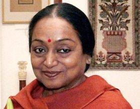 Meira Kumar, Speaker, Lok Sabha