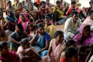 File Pic of migrant labourers in Bolangir
