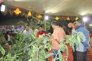 Textiles Minister Saraswati Hembram at the Mela