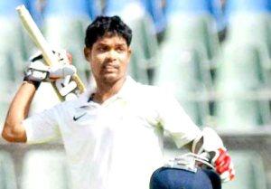 Natraj Behera : Century in both innings