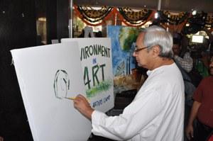 Odisha Environment Congress 2013 ra program at Natural History