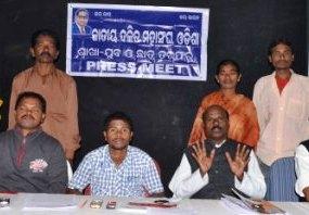 Press Meet by NACDOR