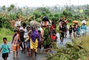 Phailin Cyclone