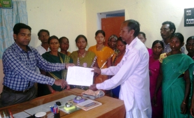 Bandhugaon Resignations