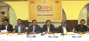 Photograph - Pre-event Press Con of Odisha MSME International Trade Fair 2014