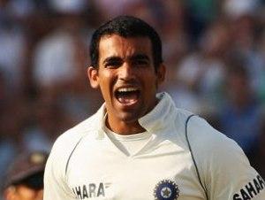 Zaheer Khan : 300 wickets