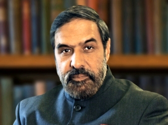 Anand Sharma, Union Minister for Commerce
