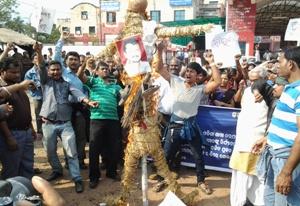 dalit protest