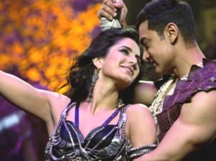 Katrina & Aamir in Dhoom 3