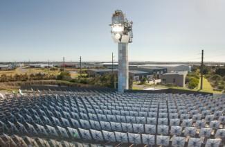 CSIRO's SolarGas facility in Newcastle, Australia